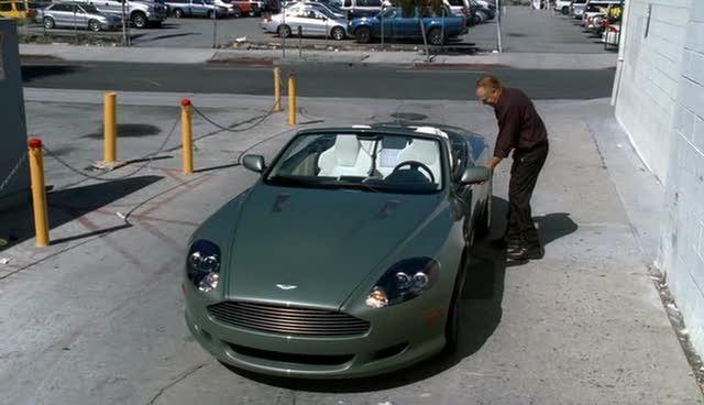 Imcdb Org 2005 Aston Martin Db9 Volante In Las Vegas 2003 2008