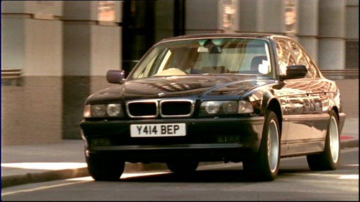 1995 BMW 740i E38