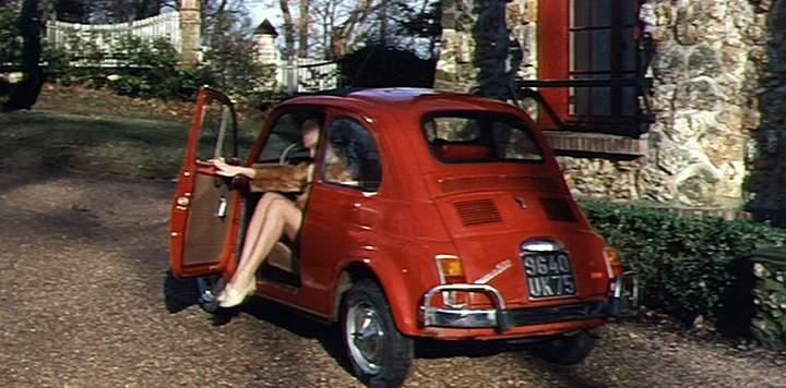 Imcdb Org 1965 Fiat 500 F 110f In Ces Messieurs De La Famille 1967