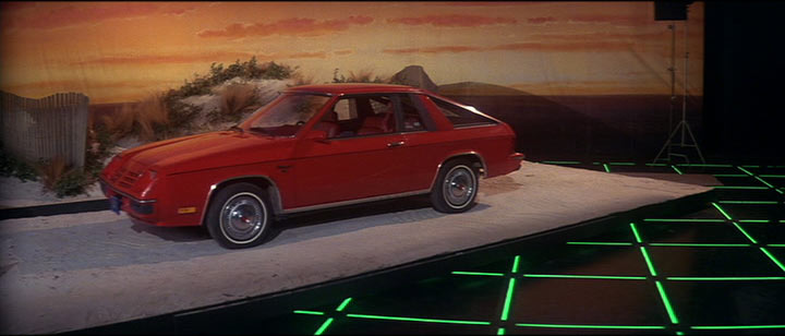 "IMCDb.org: 1981 Dodge Omni 024 in ""Looker, 1981"""