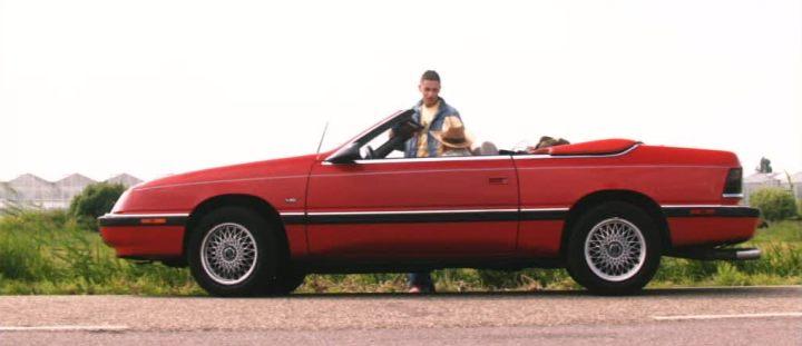 1990 Chrysler Lebaron Convertible