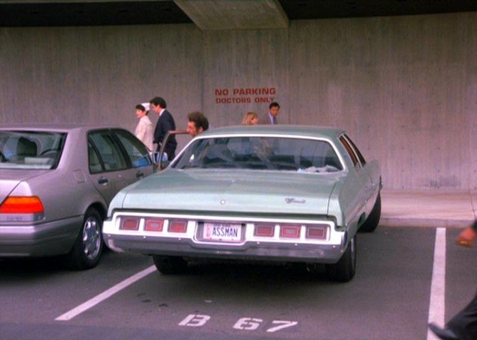 imcdb org 1973 chevrolet impala in seinfeld 1989 1998