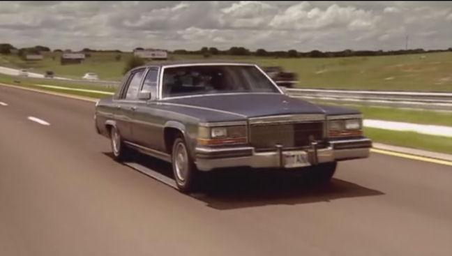 IMCDb.org: 1989 Cadillac Brougham in