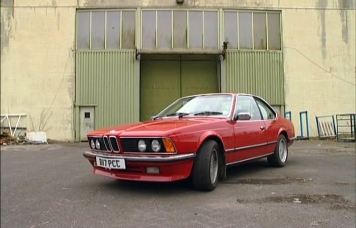 1985 bmw 635 csi e24 in wheeler dealers 2003 2018. Black Bedroom Furniture Sets. Home Design Ideas