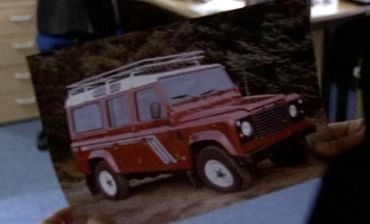 1990 Land-Rover Defender 110 Station Wagon County