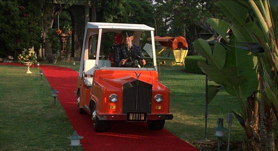 """Rolls Royce Golf Cart >> IMCDb.org: E-Z-Go Royal Ride in """"The Jerk, 1979"""""""
