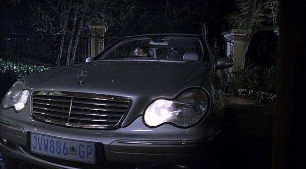 2004 mercedes benz c 240 w203 in tsotsi 2005. Black Bedroom Furniture Sets. Home Design Ideas
