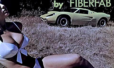 1967 Fiberfab Avenger GT-12