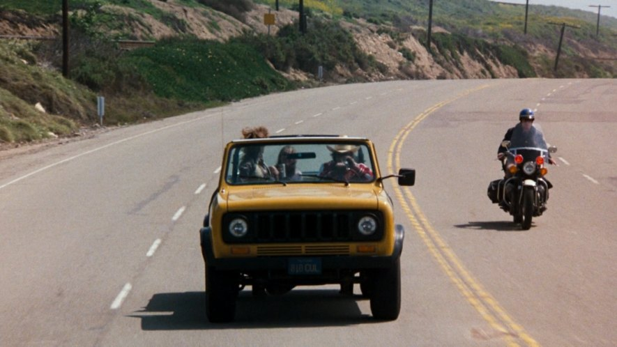 1977 International Harvester Scout SS II