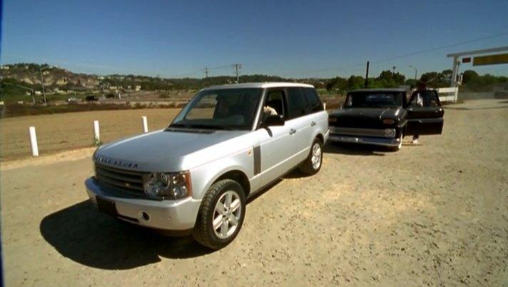 2003 Land Rover Range Rover. 2003 Land-Rover Range Rover