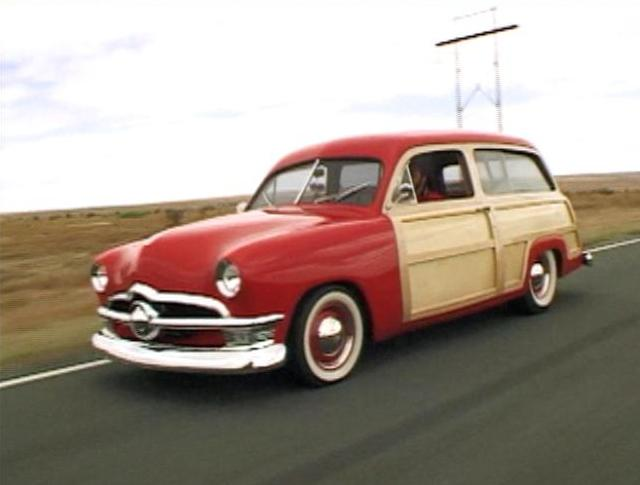 1950 Ford Custom De Luxe Station Wagon [79B]