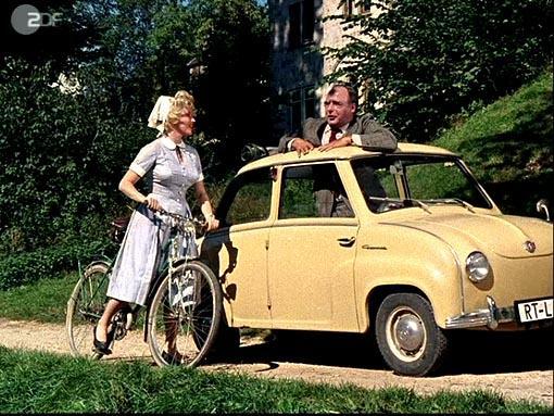 1958 Glas Goggomobil Limousine