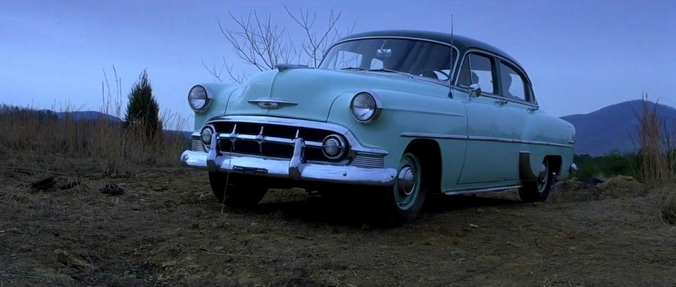 1953 Chevrolet Two-Ten Four-Door Sedan [2103]