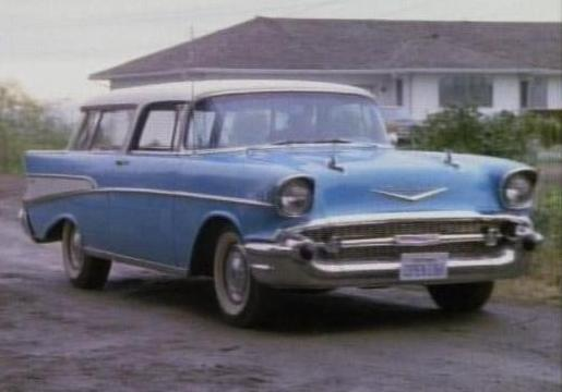 1957 Chevrolet Bel Air Nomad [2429]