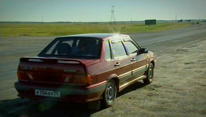 2002 Lada Samara 1.5i 2 [21150]