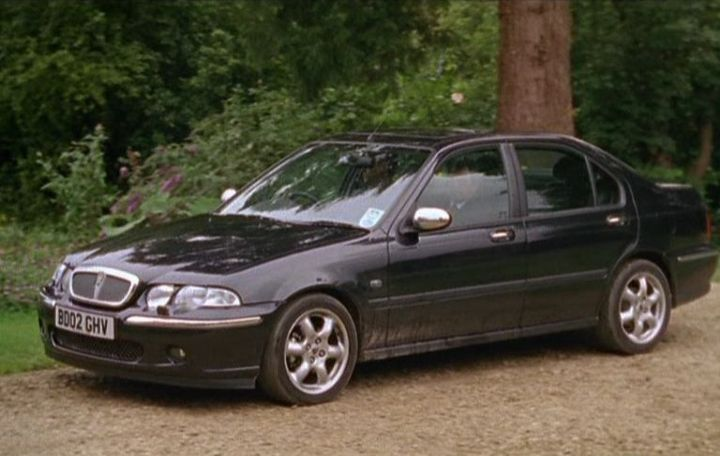 IMCDb.org: 2002 Rover 45 2.0 V6 Connoisseur [HHR] in ...