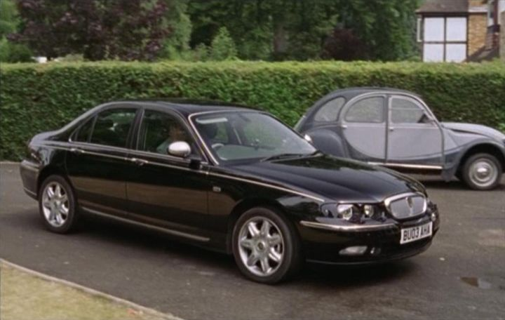 2003 rover 75 2 0 v6 connoisseur se r40 in. Black Bedroom Furniture Sets. Home Design Ideas