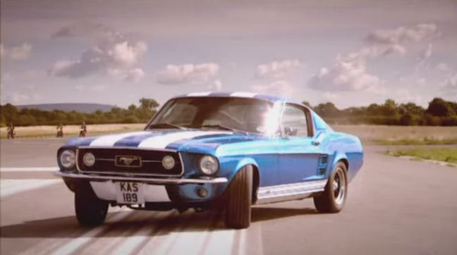 1967 Ford Mustang GT390