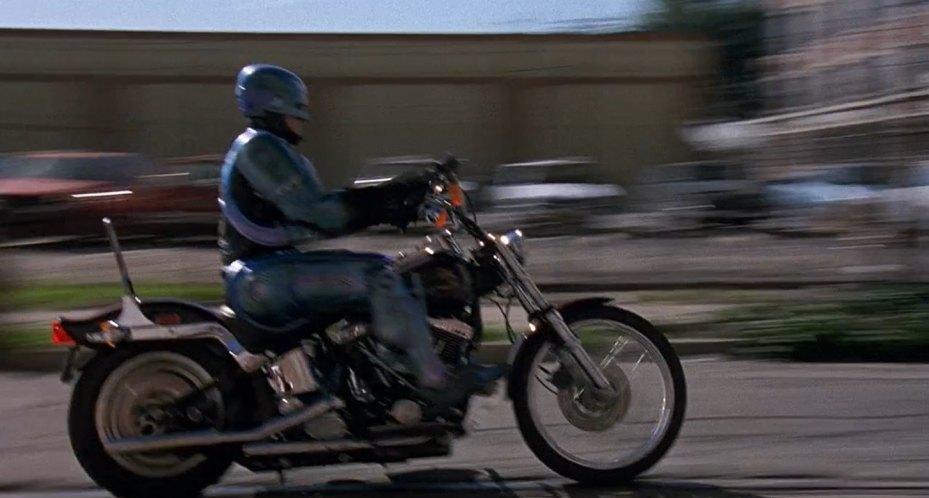 1986 Harley Davidson Fxstc Softail Custom In Robocop 2