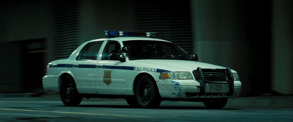 2000 ford police interceptor