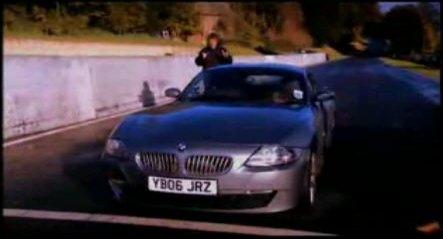 IMCDb.org: 2006 BMW Z4 Coupé 3.0si SE [E86] in \