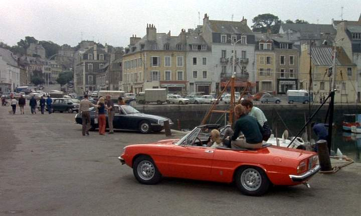 IMCDborg 1971 Alfa Romeo 2000 Spider Veloce 10524 in