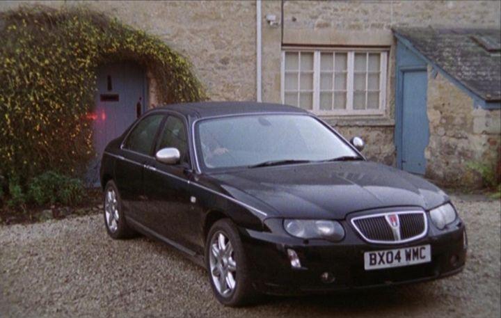 2004 rover 75 2 5 v6 connoisseur se r40 in. Black Bedroom Furniture Sets. Home Design Ideas