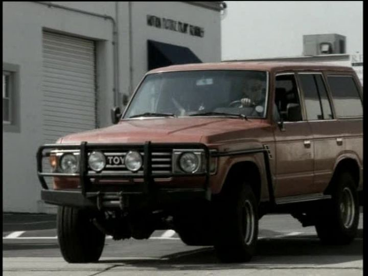 1981 Toyota Land Cruiser [J60]