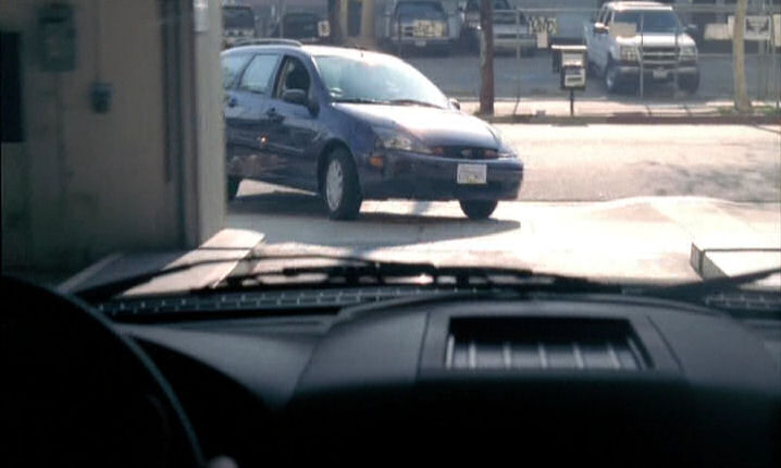 2000 Ford Focus Wagon
