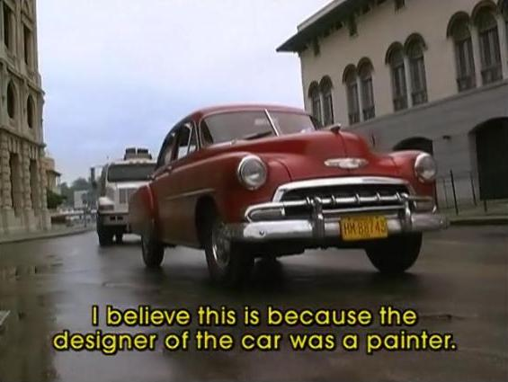 1952 Chevrolet Styleline De Luxe Four-Door Sedan [2100 KK]