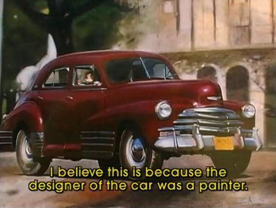 1947 Chevrolet Fleetline Sportmaster Sedan [2113]