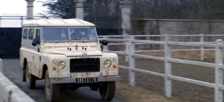 1979 Land-Rover V8 Stage 1