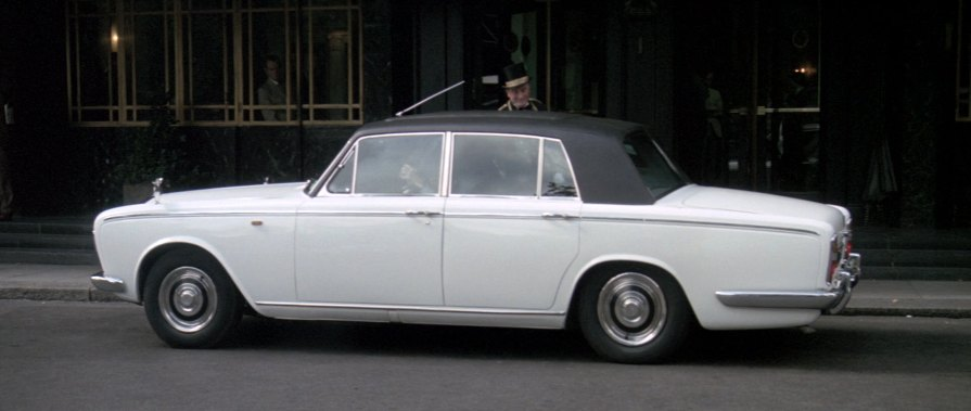 1966 Rolls-Royce Silver Shadow I