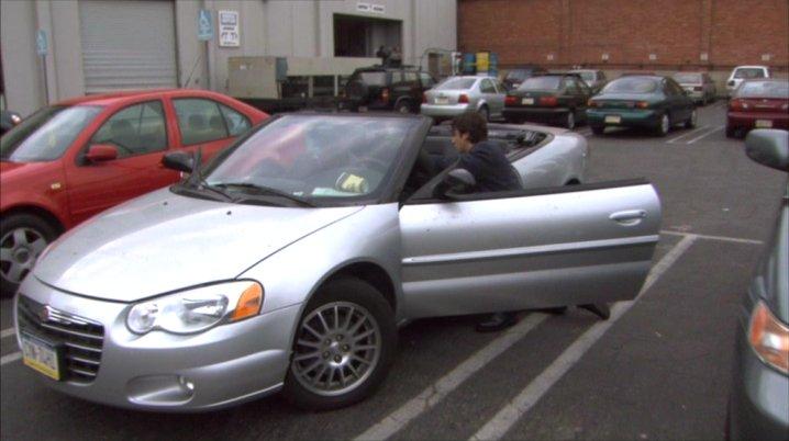 2004 Chrysler Sebring Convertible Limited Jr