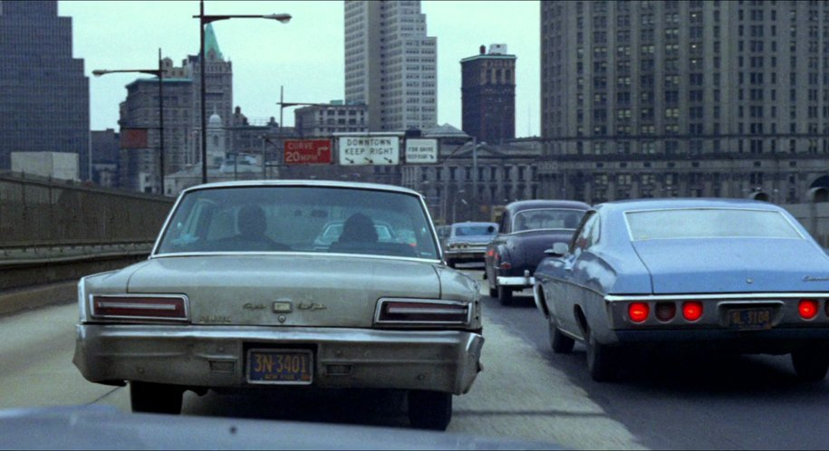 "IMCDb.org: 1966 Chrysler New Yorker in ""The French ..."
