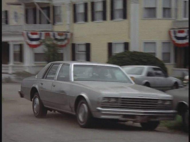 Imcdb Org 1978 Chevrolet Impala In Spenser For Hire 1985
