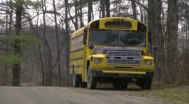 1984 Ford B-600 Thomas Conventional School Bus