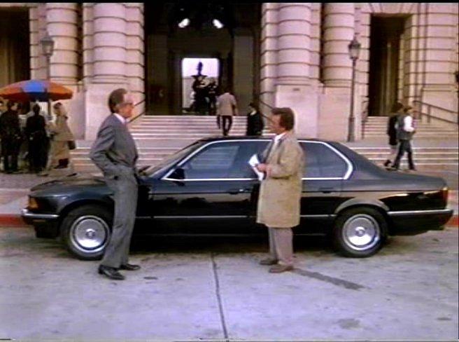 IMCDb.org: 1989 BMW 750iL [E32] in \