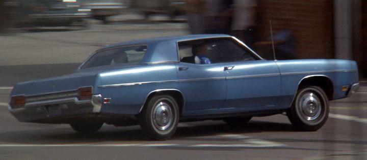 Imcdb Org 1970 Ford Galaxie 500 In Quot Cleopatra Jones 1973 Quot
