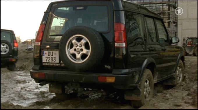 1999 Land-Rover Discovery Td5 Series II [L50]