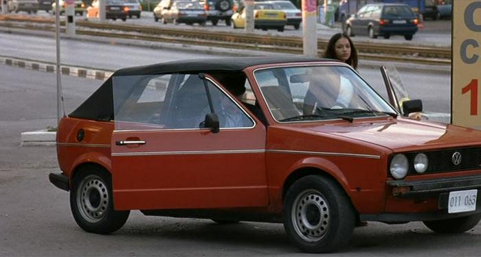"""IMCDb.org: 1980 Volkswagen Golf Cabriolet I [Typ 17] in """"Control, 2004"""""""