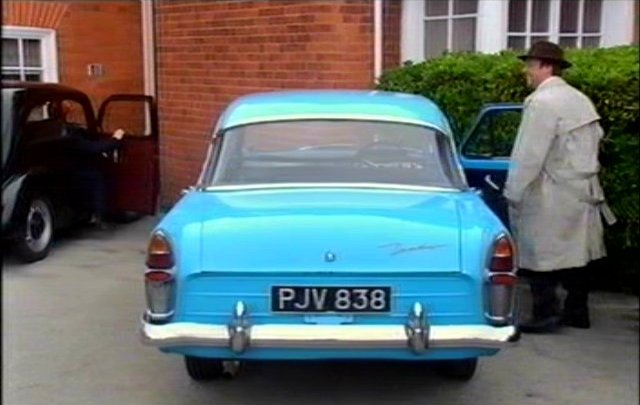 1961 Ford Zephyr MkII [206E]