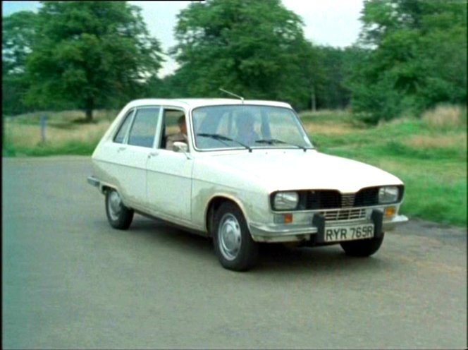1977 renault 16 tl automatic r1155 in the sweeney 1975 1978. Black Bedroom Furniture Sets. Home Design Ideas
