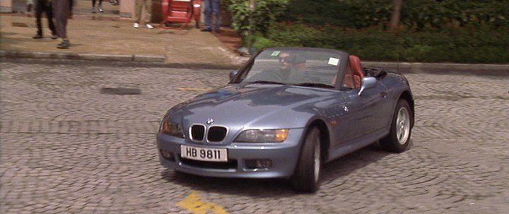 IMCDb.org: 1996 BMW Z3 [E36/7] in
