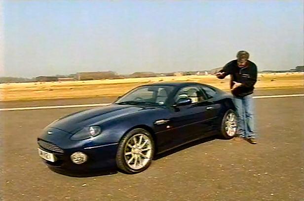 Imcdb 1999 Aston Martin Db7 Vantage In Car Years 2000