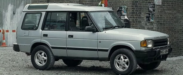 Imcdb Org 1996 Land Rover Discovery Tdi Series I In