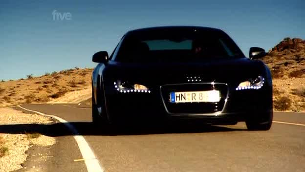 IMCDborg 2007 Audi R8 42 FSI quattro Typ 42 in Fifth Gear
