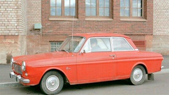 1963 ford taunus 12m p4 in laitakaupungin. Black Bedroom Furniture Sets. Home Design Ideas