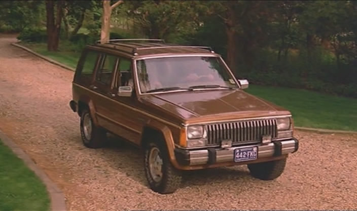 1984 Jeep Wagoneer Limited [XJ]