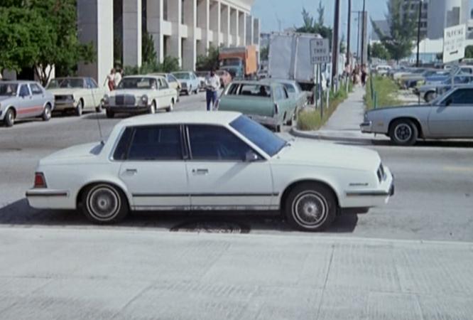IMCDb.org: 1982 Pontiac 6000 LE in